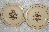 "**MBADG #31-137  ""Pfaltzgraff Set Of 2 Village Desert Plates"""