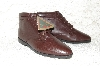 "**MBAB #29-058  ""Daness Chocolate Brown Leather Walking Shoes"""