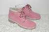 "**MBAB #99-191 ""Timberland Pink Lace Up Boots"""