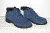 "**MBAB #99-159  ""Sporto Navy Blue Suede ""Madeline"" Hiking Boots"""