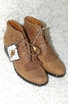 """SOLD""  MBAB #99-256  ""Ariat Lace Up Western Shoes"""