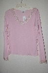 "MBAMG #25-270  ""Banana Republic Pink Stretch T"""