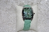 "*MBAMG #11-1055  ""Invicta Green Mother Of Pearl Angel Watch #9587"""