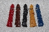 "*MBAMG #11-1065  ""Set Of 5 Invicta Exotic Watch Straps"""