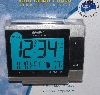 "MBA #3535-417    ""Atomic Digital Desktop Alarm Clock"""